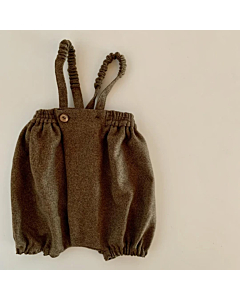 Hello Lupo Dalston bloomers / cookie brown