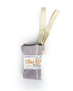 Silly Silas Footless thights / Creamy lavender