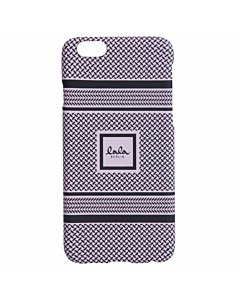 Lala Berlin Iphone OS Cover / Orchid pink