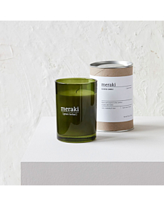 Meraki Green Herbal Duftlys