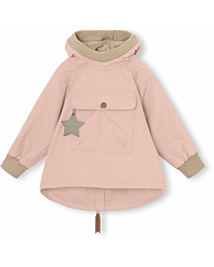 Miniature Vito anorak / Cloudy rose