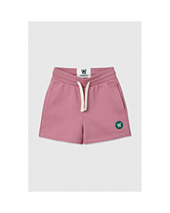 WOOD WOOD VIC sweatshorts / Rose