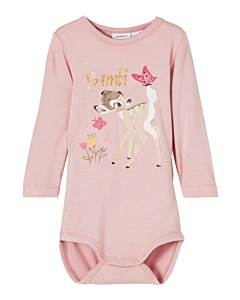 Name it BAMBI JABBY body / Adobe Rose