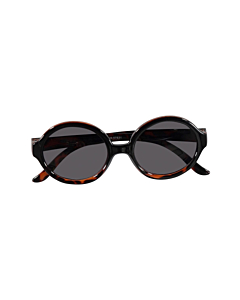 Name it solbrille / Bone Brown ROUND (23)