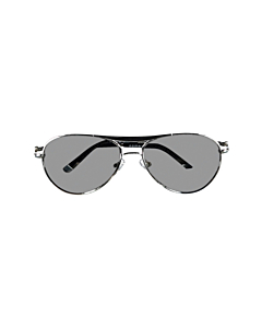 Name it solbrille / Silver Colour (18)