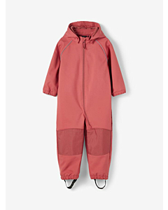 Name It Magic ALFA softshell dragt / Withered Rose