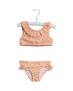 Wheat Elina bikini med blomsterprint / Lemon Curd Flower