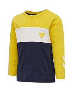 Hummel Laurits bluse / Block yellow