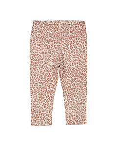 Marmar Leo leggings / Rose brown leo