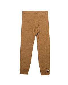 Joha leggings uld-silke / Cinnamon