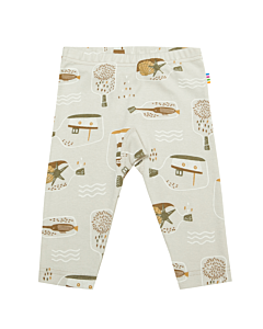 Joha leggings m. havprint / Kit ocean