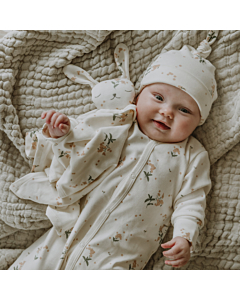 Garbo & Friends Jersey Cuddle Cloth / Forget me not