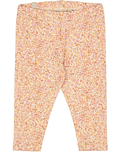 Wheat blomstrede leggings / Moonlight flowers