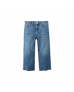 Levis Cropped Wide Bukser / Low Down