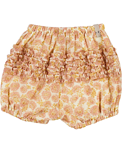 Wheat Nappy bloomers med blomsteprint / rose flowers ss21