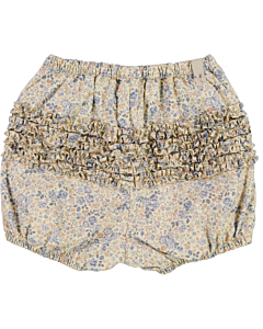 Wheat Nappy bloomers med blomsteprint / Moonlight flowers ss21
