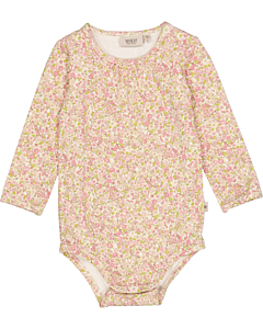 Wheat Liv blomstret body / Bees and Flowers