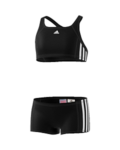 Adidas Infinitex 3 Stripes Bikini / sort