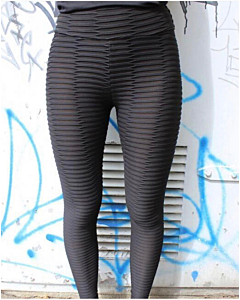 Liberté Naio2 Leggings / Black