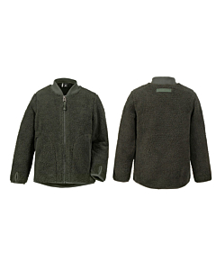 Didrikson OHLIN fleece jakke / Forest green