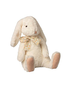 Maileg Fluffy bunny, X-Large / Hvid