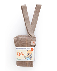 Silly Silas Footless thights / Peanut blend