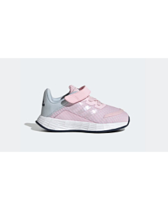 adidas Duramo Sl sneakers / Clear Pink / Iridescent / Halo Blue