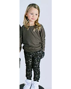 LIBERTÈ Alma Leggings / Army Leo - kids