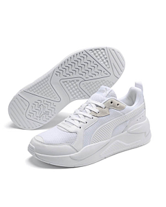 Puma X-Ray sneakers / White-gray violet