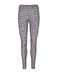 LIBERTÈ Alma Leggings / Purple flower