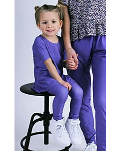 LIBERTÈ Alma Leggings / Purple - kids