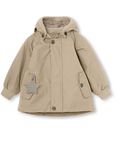 Miniature Wally Jacket / Doeskind sand