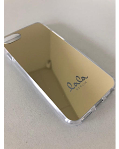 Lala Berlin Iphone cover Mariah  / Gold Mirror (iphone 7)