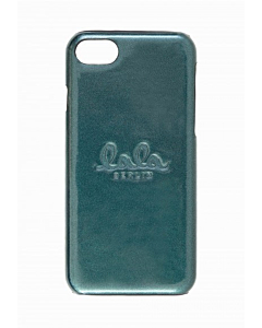 Lala Berlin Iphone Lacquer Cover / Green Metallic