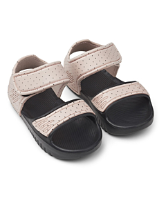 Liewood Blumer Sandal / Little dot rose