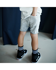 MINIKID KYOTO Shorts / Acid Grey