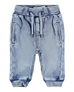 Name It Romeo baby jeans / Light blue denim