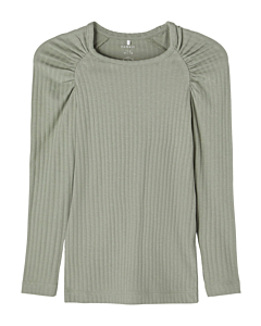 Name It Dina Bluse / shadow (116-152)