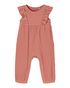 Name It Blanca jumpsuit / withered rose