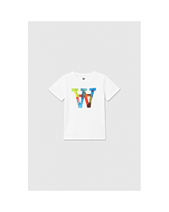 WOOD WOOD Ola t-shirt - økologisk / Bright White