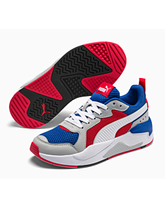 Puma X-Ray AC PS sneakers / White-Red-Blk