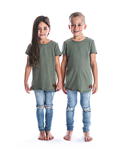 Beau Hudson T-shirt Edge  / Military