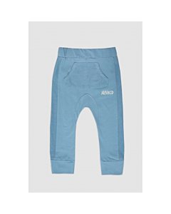 MINIKID joggers bukser / Relaxed Blue