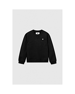 WOOD WOOD Rod sweatshirt / Black