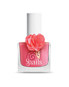 Snails vandbaseret neglelak / Rose