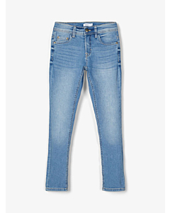 name it SILAS THRIS jeans / Light blue denim