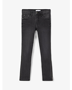 name it SILAS THRIS jeans / Black denim