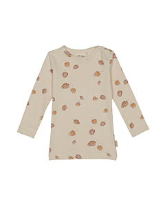 Petit Piao Bluse med print / pineapple cherry