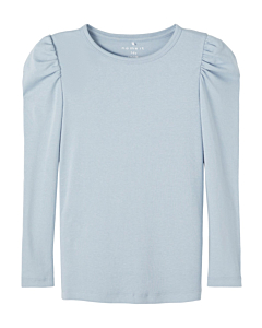 name it TINKA bluse / Dusty blue