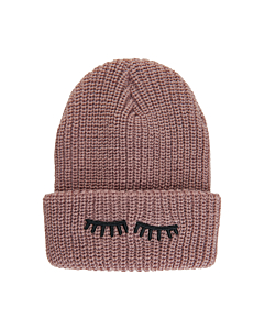 The New Sibling Annie hat / adobe rose